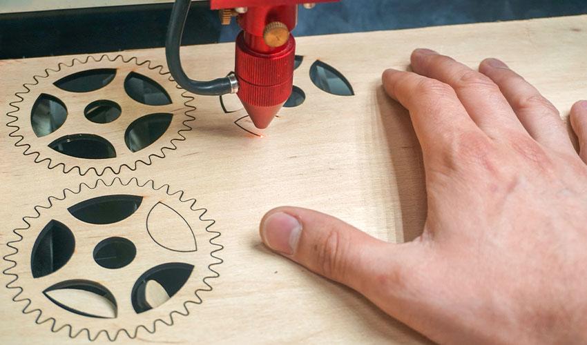 ZX-Laser-Machine-Application-Laser-Cutting-Wooden-Part