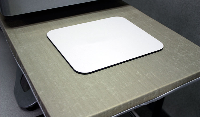 ZX-Heat-Transfer-Application-Printing-on-Mouse-Pad
