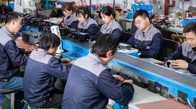 ZX-production-line