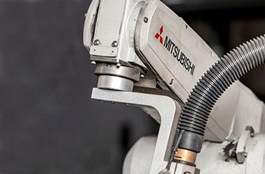 ZX-Mitsubishi-Welding-Robot
