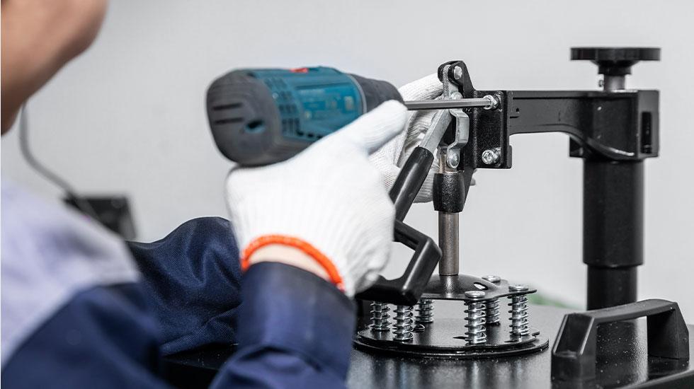 ZX-Heat-Transfer-Machine-Material-Assembling